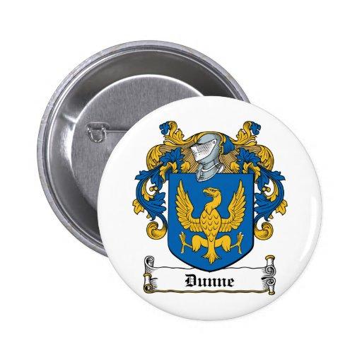 Escudo de la familia de Dunne Pins