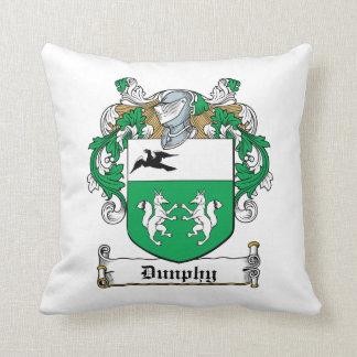 Escudo de la familia de Dunphy Almohada
