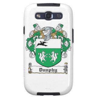 Escudo de la familia de Dunphy Galaxy S3 Coberturas