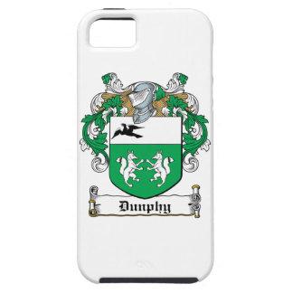 Escudo de la familia de Dunphy iPhone 5 Case-Mate Fundas