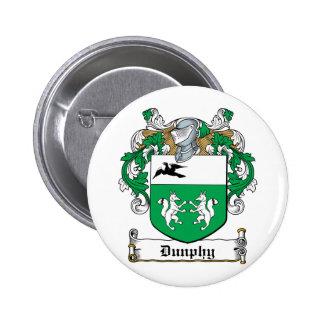 Escudo de la familia de Dunphy Pin