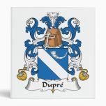 Escudo de la familia de Dupre