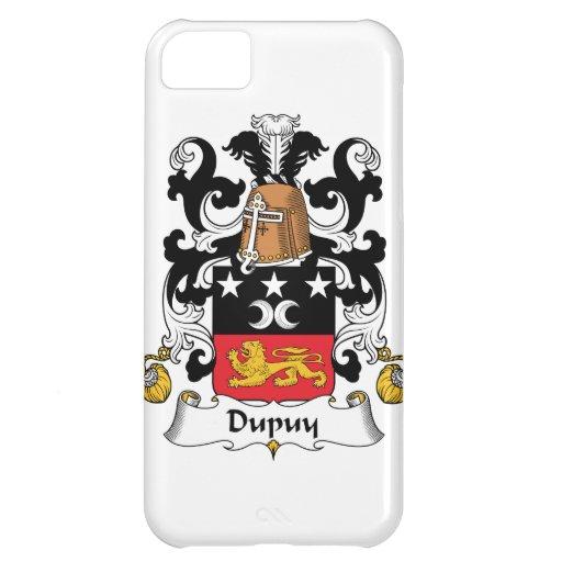 Escudo de la familia de Dupuy