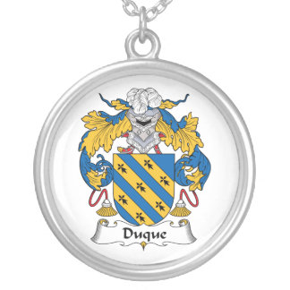 Escudo de la familia de Duque Joyeria Personalizada