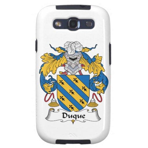 Escudo de la familia de Duque Galaxy S3 Cobertura