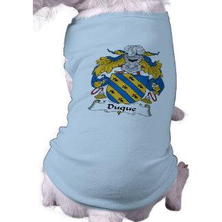 Escudo de la familia de Duque Ropa De Perros