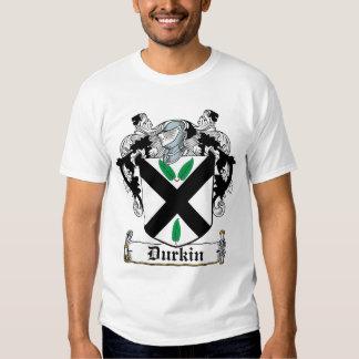 Escudo de la familia de Durkin Camisas