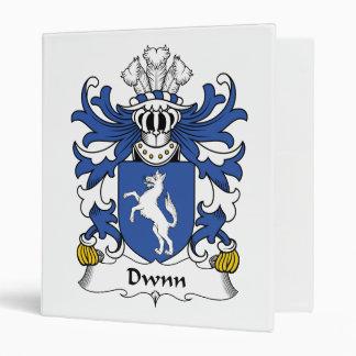 Escudo de la familia de Dwnn