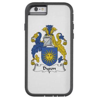 Escudo de la familia de Dyson Funda De iPhone 6 Tough Xtreme