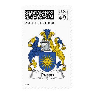 Escudo de la familia de Dyson Sello