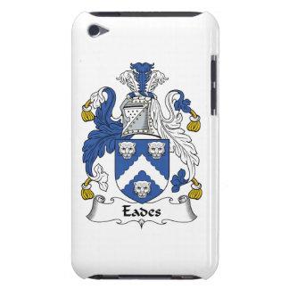 Escudo de la familia de Eades Case-Mate iPod Touch Carcasa