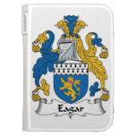 Escudo de la familia de Eagar