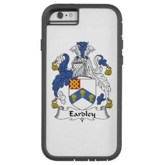 Escudo de la familia de Eardley Funda De iPhone 6 Tough Xtreme