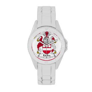 Escudo de la familia de Earley Reloj