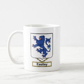 Escudo de la familia de Eastley Taza Clásica