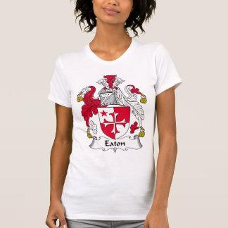 Escudo de la familia de Eaton Camiseta