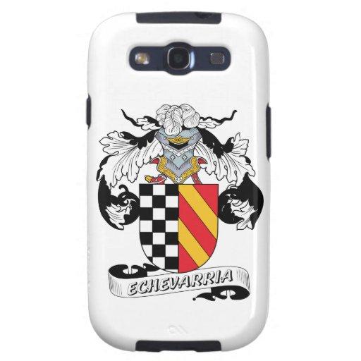 Escudo de la familia de Echevarria Galaxy S3 Protector