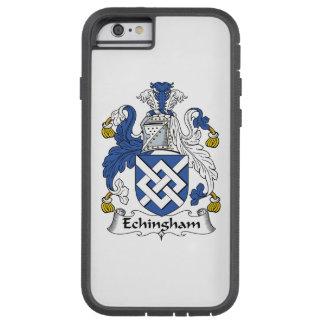 Escudo de la familia de Echingham Funda De iPhone 6 Tough Xtreme