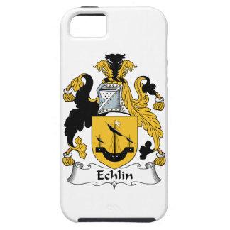 Escudo de la familia de Echlin iPhone 5 Carcasas