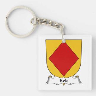 Escudo de la familia de Eck Llaveros