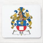 Escudo de la familia de Eck Tapete De Ratón