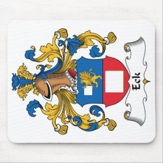 Escudo de la familia de Eck Alfombrilla De Ratones