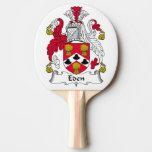 Escudo de la familia de Eden Pala De Tenis De Mesa