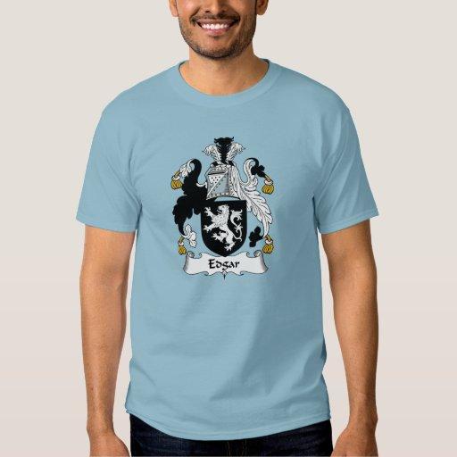 Escudo de la familia de Edgar Camisas