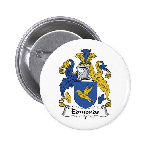 Escudo de la familia de Edmonds Pins
