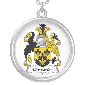 Escudo de la familia de Edmunds Grimpolas Personalizadas