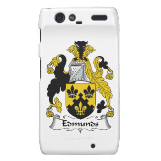 Escudo de la familia de Edmunds Droid RAZR Carcasas