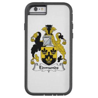 Escudo de la familia de Edmunds Funda De iPhone 6 Tough Xtreme
