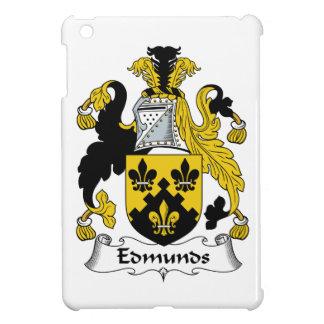 Escudo de la familia de Edmunds iPad Mini Funda