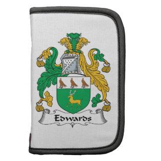Escudo de la familia de Edwards Planificadores