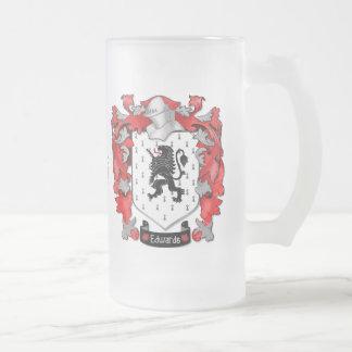 Escudo de la familia de Edwards - País de Gales-Ca Tazas De Café