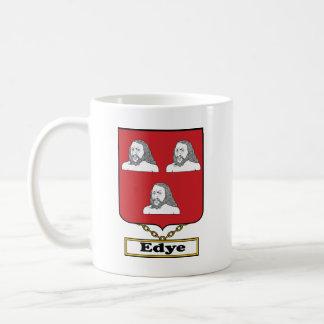 Escudo de la familia de Edye Taza Clásica