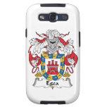 Escudo de la familia de Egea Galaxy S3 Funda