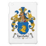Escudo de la familia de Egenhofer iPad Mini Fundas