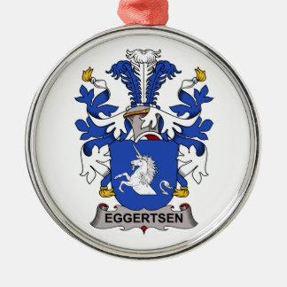 Escudo de la familia de Eggertsen Ornatos