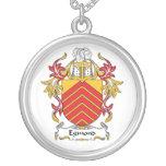 Escudo de la familia de Egmond Pendientes Personalizados
