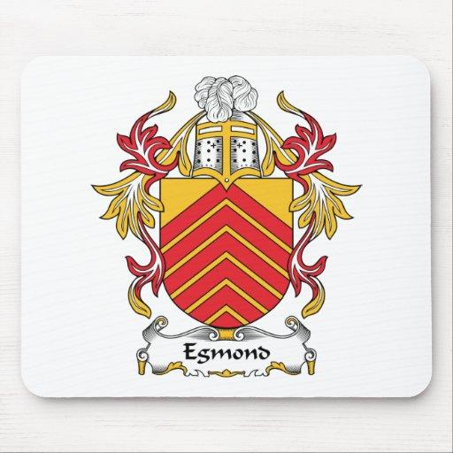 Escudo de la familia de Egmond Tapete De Ratón