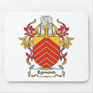 Escudo de la familia de Egmond Tapete De Ratones