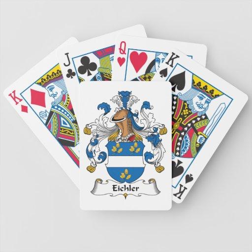 Escudo de la familia de Eichler Baraja