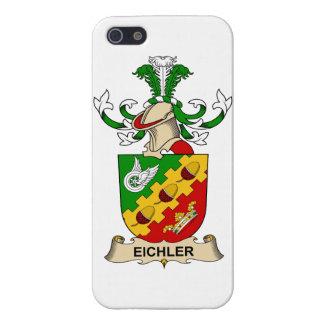 Escudo de la familia de Eichler iPhone 5 Coberturas