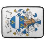 Escudo de la familia de Eichler Funda Macbook Pro