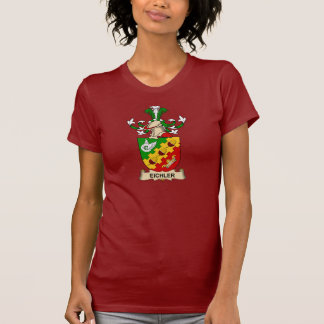 Escudo de la familia de Eichler Camisetas