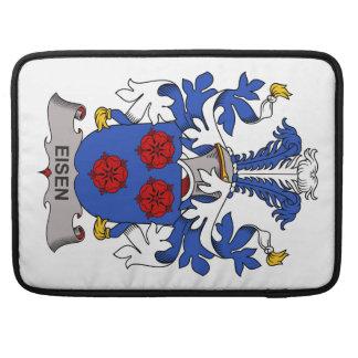 Escudo de la familia de Eisen Funda Macbook Pro