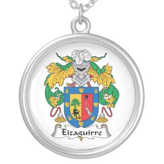 Escudo de la familia de Eizaguirre Collar