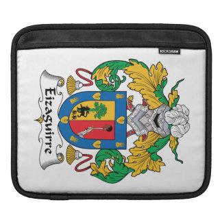 Escudo de la familia de Eizaguirre Funda Para iPads