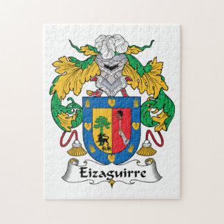 Escudo de la familia de Eizaguirre Rompecabezas